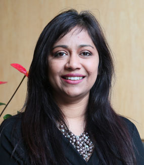 Deputy Director, Office of Financial Review - Pritika Dutt