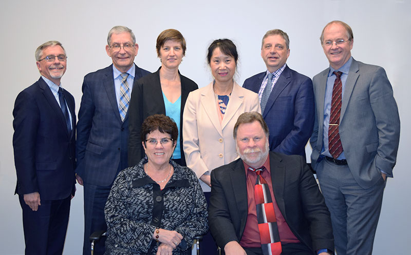 Financial Solvency Standards Board Members
