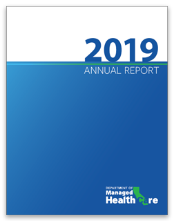 2019 DMHC Annual Report